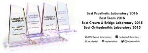 HQ Dental winners